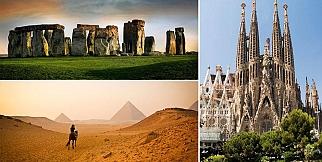 Dünyanın en güzel yerleri ve çevreleri
