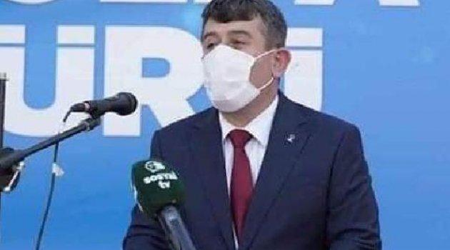 AK Parti'li Turhan koronavirüse yakalandı