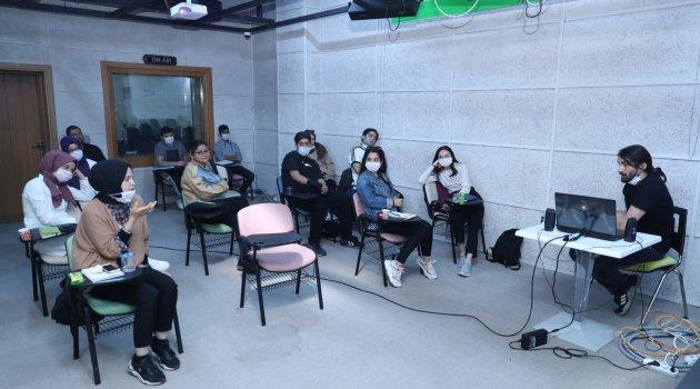Başakşehir Youtube Akademi'de ikinci dönem başladı