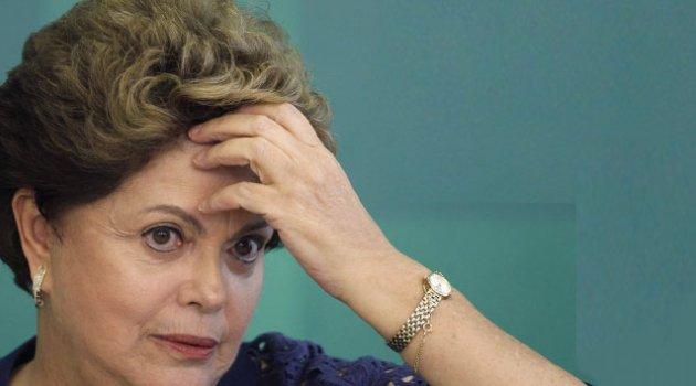 Brezilya Cumhurbaşkanı Rousseff görevinden uzaklaştırıldı