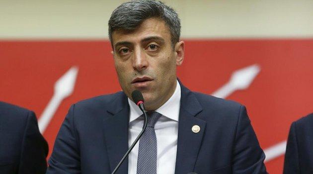 CHP Genel Başkan Yardımcısı Yılmaz: Almanya parlamentosunu vazgeçmeye çağırıyoruz