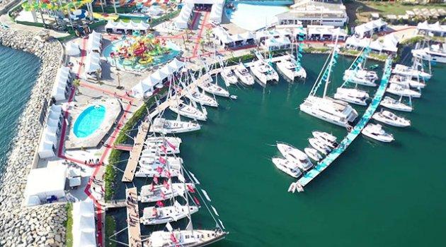 Deniz tutkunlarını buluşturacak fuar 3 Ekim'de başlıyor; 500 Milyon TL satış hedefleniyor