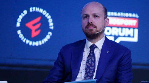 Dünya Etnospor Konfederasyonu Başkanı Bilal Erdoğan Cnnturk'te Hakan Çelik'in Sorularını Yanıtladı