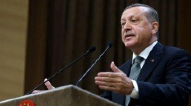 Erdoğan: 'Sınırın diğer tarafını temizlemek için hazırlıklarımızı yapıyoruz'
