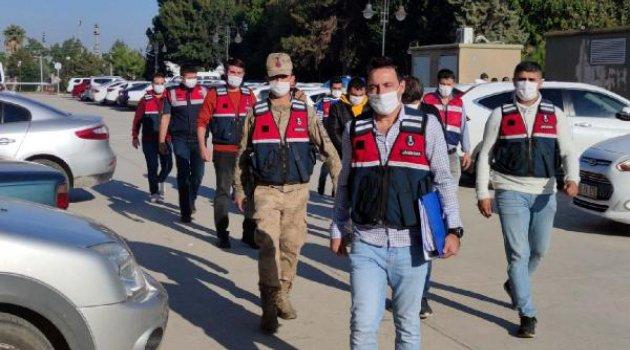 Jandarmadan organize suç örgütüne operasyon