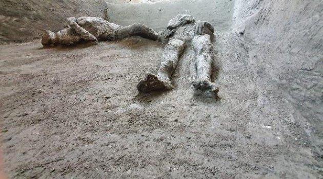 Kalıntılar bulundu