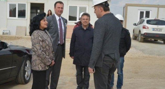 Kırklareli'ne 2 Bin Öğrenci Kapasiteli Yurt Yapılıyor