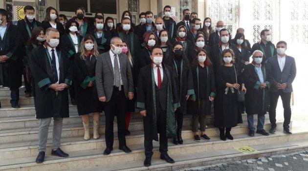 Konya Barosu'ndan avukata bıçaklı saldırıya tepki