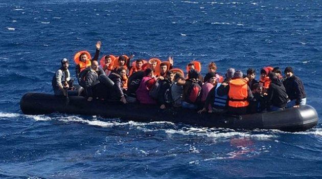 6 milyon mülteci AB'ye gelecek