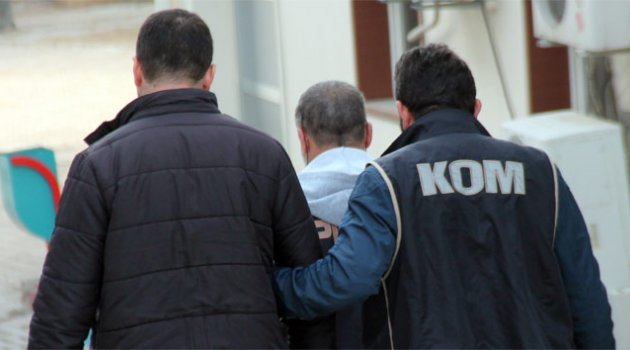 Askeri okullara öğrenci yetiştiren FETÖ abisi yakalandı