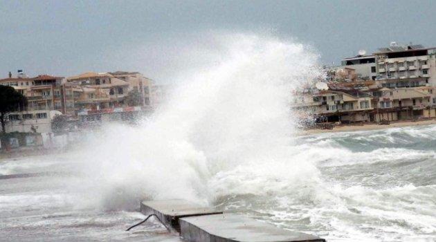Bugün hava nasıl olacak? Marmara'ya fırtına geliyor |Son dakika haberleri