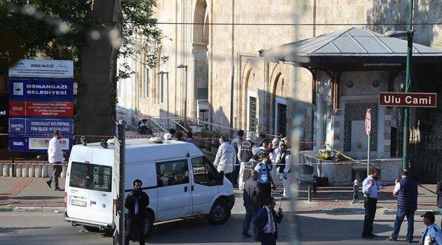 Bursa'daki terör saldırısını PKK'nın yaptığı belirlendi