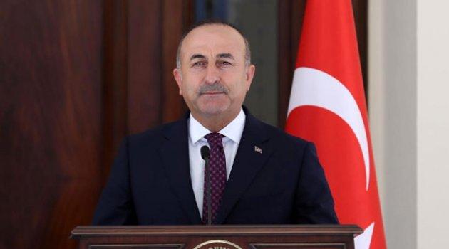 """Dışişleri Bakanı Çavuşoğlu: """"Türkiye artık Türkiye'den büyüktür"""""""