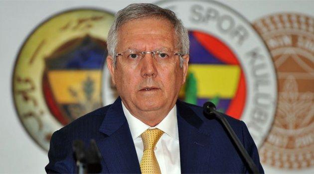 Fenerbahçe Başkanı Aziz Yıldırım: 'Nerede Beşiktaş Kulübü?'