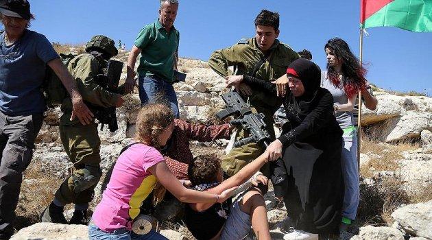 Filistinli çocuk sayısı artıyor