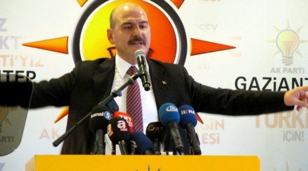 İçişleri Bakanı Süleyman Soylu: AK Parti sadece siyasi parti olsaydı...
