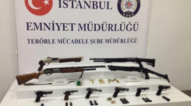 İstanbul'da DHKP-C operasyonu: 12 gözaltı