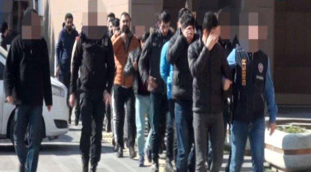 İstanbul'da sanal bahis operasyonu: 27 gözaltı