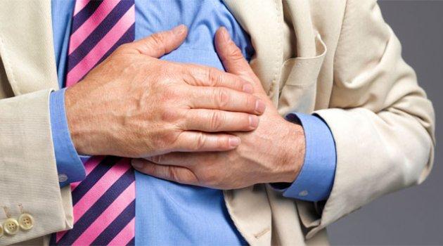 Kalp krizi artık iş kazası sayılıyor