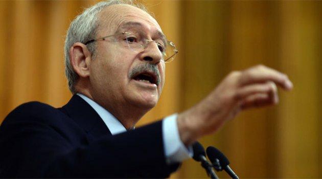 Kılıçdaroğlu'nun o sözlerine soruşturma