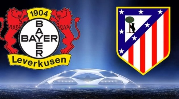 Leverkusen Atletico Madrid maçı saat kaçta hangi kanalda?