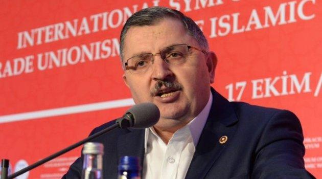 TBMM İdare Amiri Ahmet Gündoğdu'dan CHP'ye fatura eleştirisi: Kabul edilebilir değil
