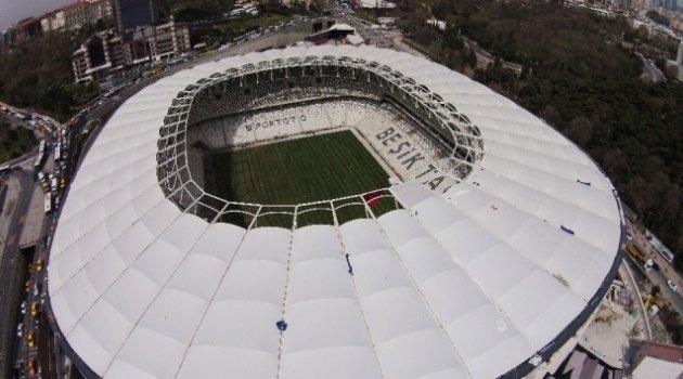 Türkiye'den 'Yılın Stadı'na 4 aday