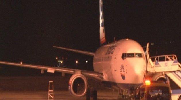 Uçakta rahatsızlanan 86 yaşındaki adam kalp masajıyla hayata döndü