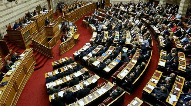 Yunanistan'da tartışmalı reform paketi yasalaştı