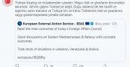 AB'ye 'Doğu Akdeniz' yanıtı