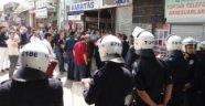 Bursa'da esnafla polis arasında yıkım gerginliği!