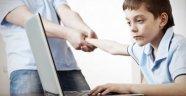 Çocuklarda internet bağımlılığına dikkat!