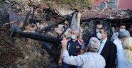 Çorum'da ev yangını: 5 ölü