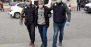 HDP'li ilçe başkanına terör gözaltısı