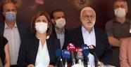 HDP'lilerden 'Kobani soruşturması' tepkisi