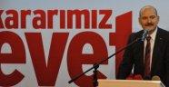 İçişleri Bakanı Süleyman Soylu: CHP hiçbir zaman iktidar olmak gibi bir niyet taşımadı
