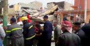 Musul'daki saldırıda enkaz altında kalanları kurtarma çalışmaları sürüyor