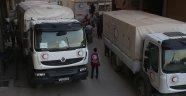 Suriye'de göstermelik insani yardım
