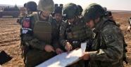Türk ve Rus askeri heyetleri görüştü