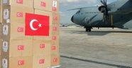 Türkiye'den, Lübnan'a ikinci yardım uçağı
