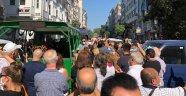 Usta tiyatrocu Üstün Asutay için Bakırköy'de tören düzenlendi