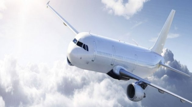 Uçakta Bomba Paniği