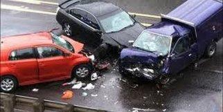 Korkunç Kaza Kameraya böyle yansıdı